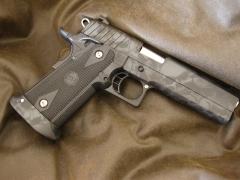 Custom Design Skull Camo Sti 2011 pistol_1