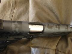 Custom Design Skull Camo Sti 2011 pistol_3
