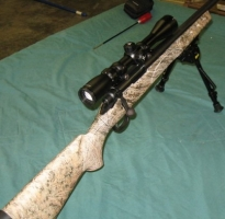 Hunting rifles customized or refinished _10