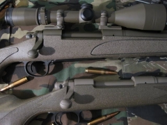 Hunting rifles customized or refinished _6