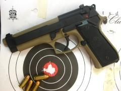 pistol in cerakote by Acoating.com_1