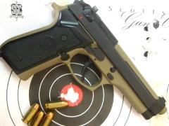 pistol in cerakote by Acoating.com_2