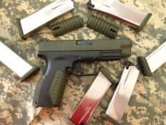 pistol in cerakote by Acoating.com_6