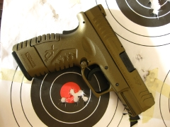springfield xd in burnt bronze_1