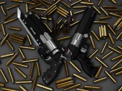 Custom Revolvers Refinished_1