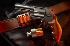 Custom Revolvers Refinished_3