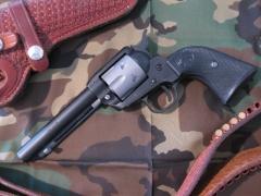 Revolver refinished by acoating.com in cerakote gun coatings_2