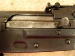 Before and after Acoating.com cerakote gun coating _1