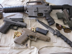 group pictures of tactical firearms_1