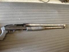 rusted shotgun before _1
