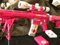 Custom pink ar-15_10
