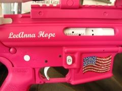 Custom pink ar-15_5
