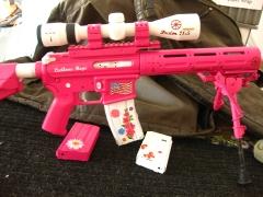 Custom pink ar-15_8