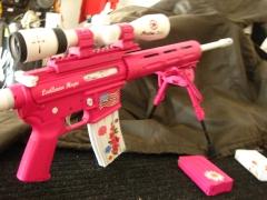 Custom pink ar-15_9